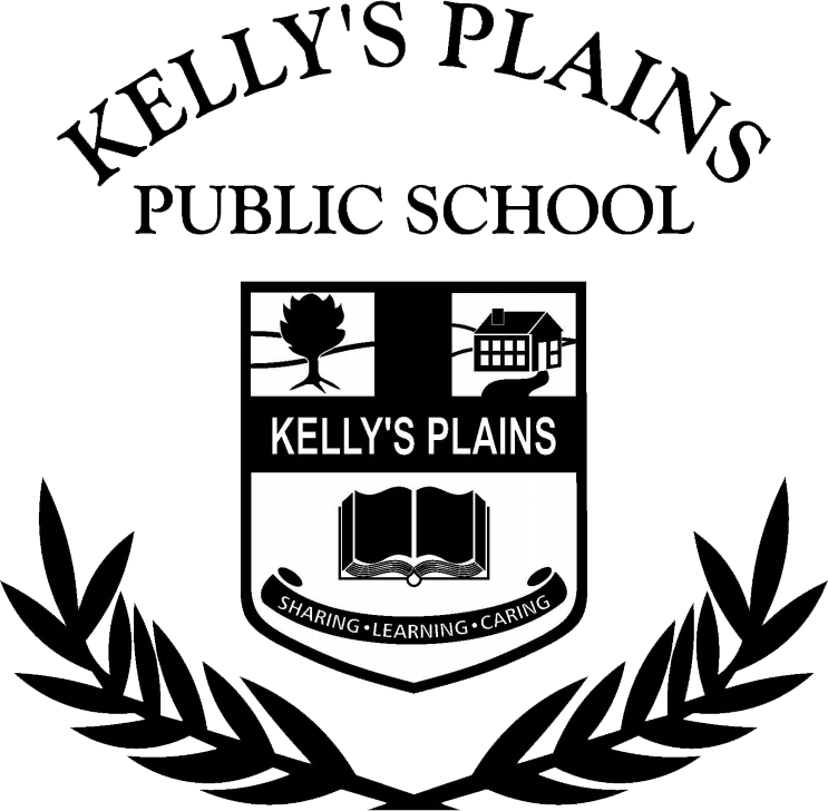 Kelly's Plains Public School logo